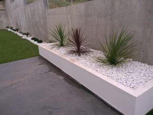 jardines decoración piedras jaen