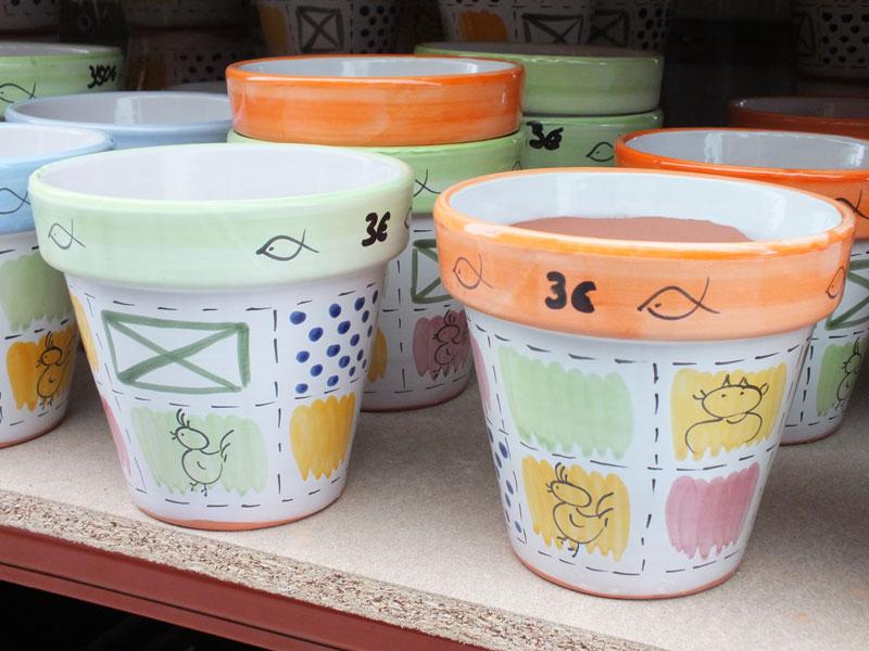 Macetas materiales y usos viveros luis moreno Macetas ceramica online