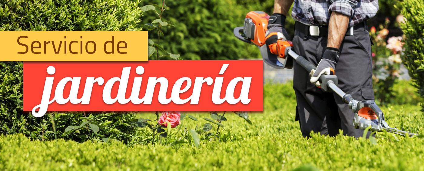 Servicio Jardinería Viveros Luis Moreno